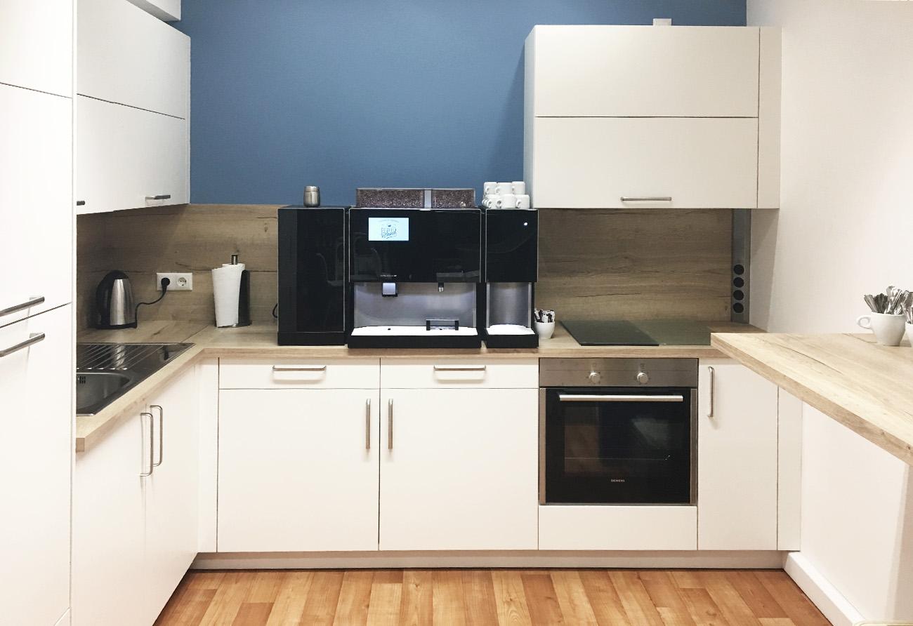 Küche-Büro-Umbau