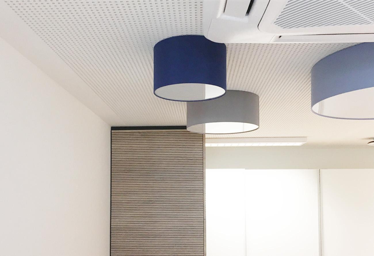 Leuchten-Büro-Zylinder