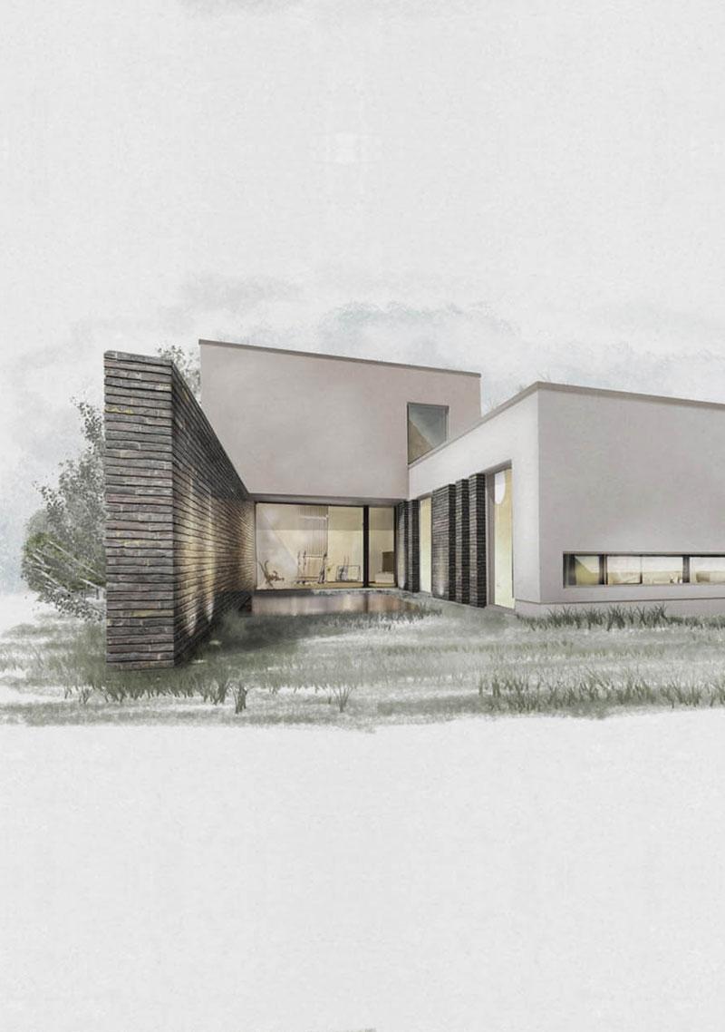 Illustration Architektur Leipzig zeichnen lassen