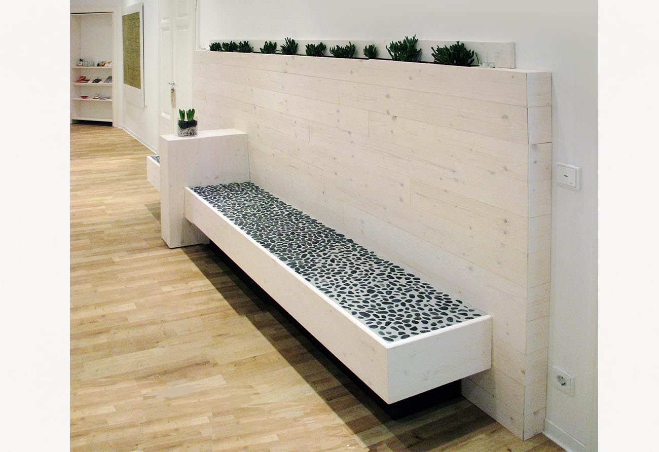 Yogastudio Sitzbank
