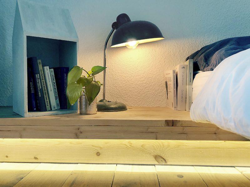 Lichtplanung Innenarchitekt Leipzig Sebastian Betz indirektes Licht