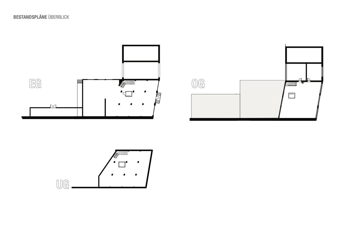 Nutzungskonzept Büro 3D Innenarchitektur Leipzig