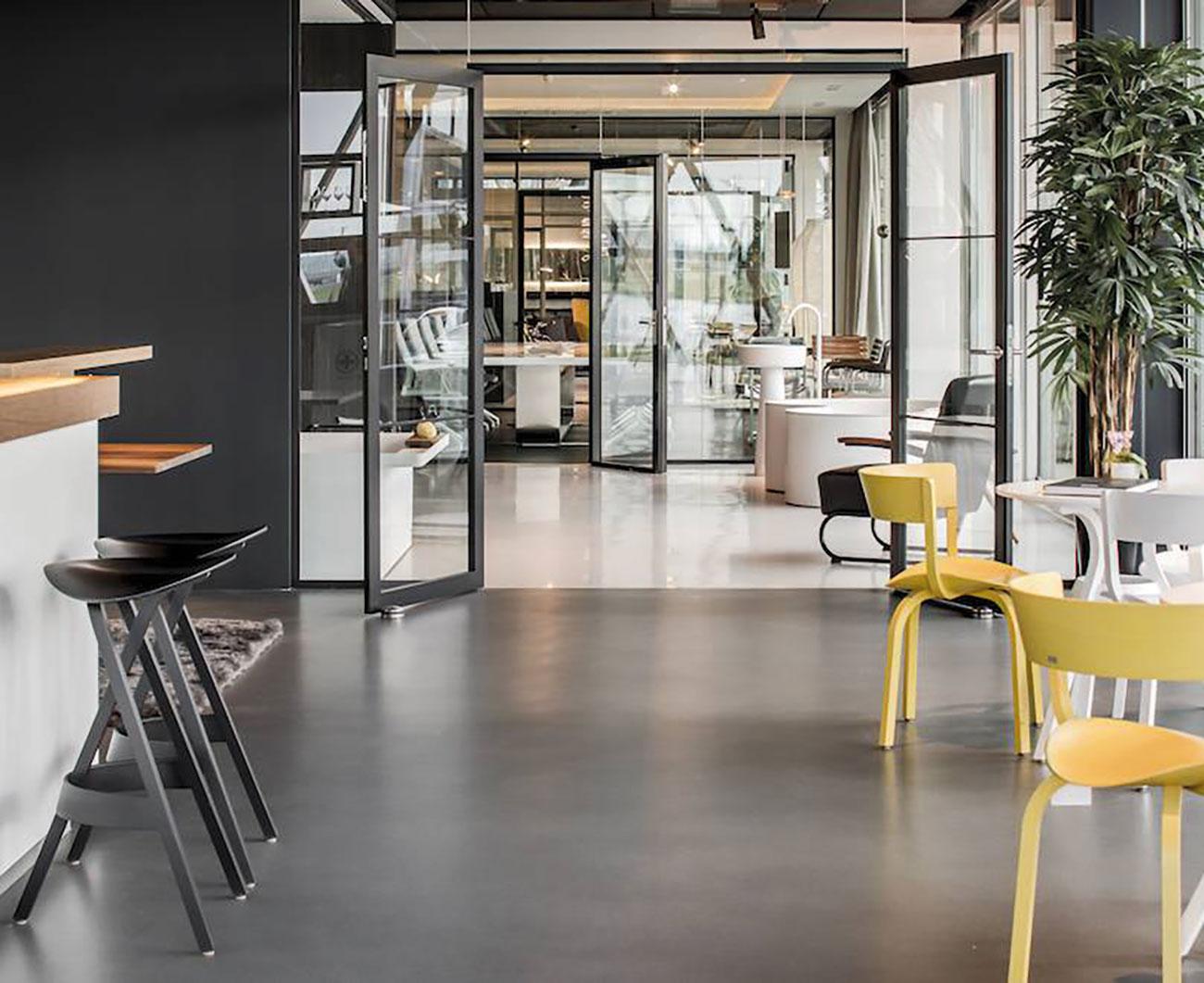 Büroneubau Büro Architektur Innenarchitekt Leipzig